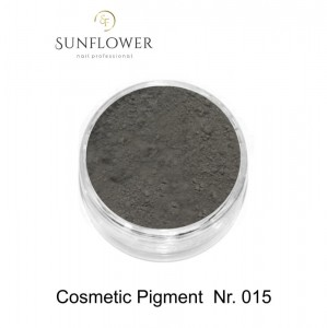 Cosmetic Pigment  CP015 Black Smokey Effect !