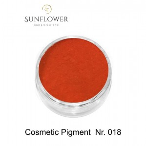 Cosmetic Pigment  CP018 Poppy Color Smokey Effect !