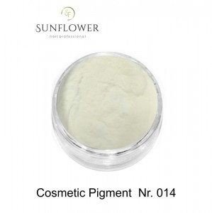 Cosmetic Pigment  CP014 White  Smokey Effect !