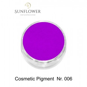 Cosmetic Pigment  CP006 Purple Neon Smokey Effect !