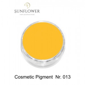 Cosmetic Pigment  CP013 Light Orange  Smokey Effect !