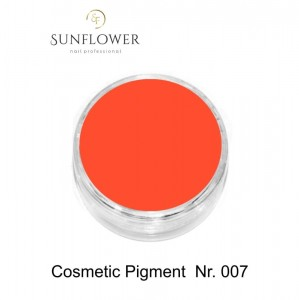 Cosmetic Pigment  CP007 Red Neon Smokey Effect !